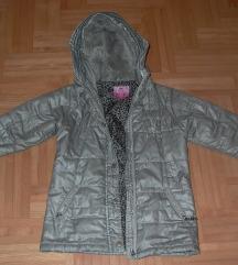 Srebrna jaknica Tik-Tak vel.7-8