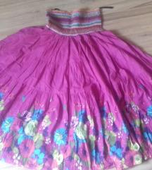 Maxi suknja M