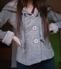 Sivi kaputić 🥰