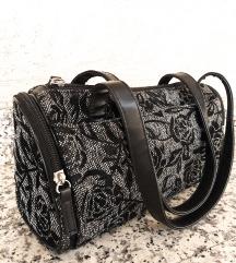 VINTAGE torbica valjkastog oblika