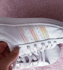 Adidas super star nove