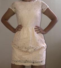 H&M cipkasta haljina