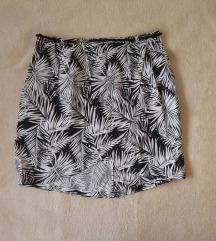 H&M tulip suknja, 42