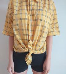 Muška žuta košulja