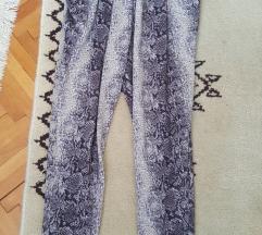 Terenova print pantalone