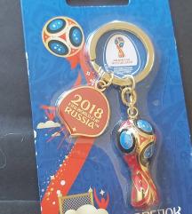 Fifa nov metalni privezak sa svetskog prvenstva
