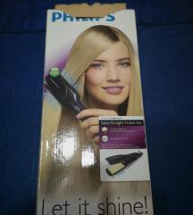 PHILIPS presa za kosu SalonStraight Active Ion
