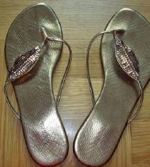 Japanke braon-bronza boje, 37-38br.