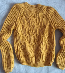 Senf žuti džemper