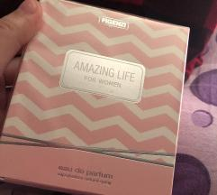 Parfem Amazing Life 100ml (neotvoren)