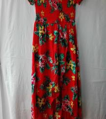 Tally Weijl maxi cvetna haljina NOVO sa etiketom