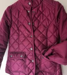 Šušukava štepana jakna
