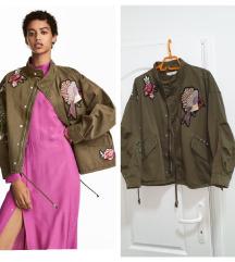 H&M oversized jaknica