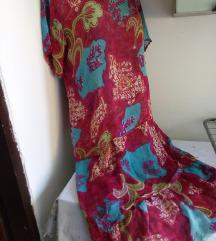 Slojevita sarena haljina M/L