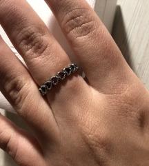 Pandora prsten srebrni
