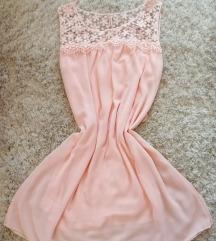 Dve roze haljine