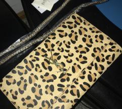 Yves Saint Laurent leopard