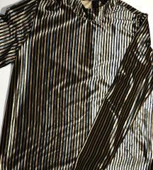 SNIZENJE *1200 DIN* Zara plisana bluza - novo
