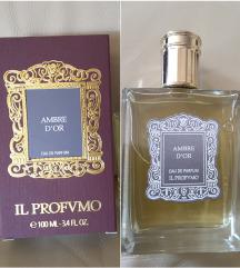 %%1.750-Il Profvmo Ambre d Or parfem, original