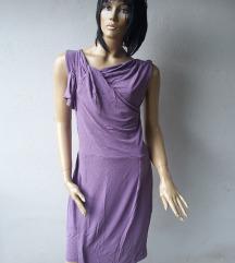 Ljubicasta haljinica