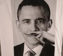 Little eleven Paris majica-Obama