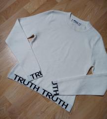 Fb Sister beli džemper
