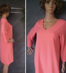 Koralna haljina