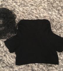 Crni bolero i marama