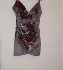 Tunika haljina neobicnog dezena