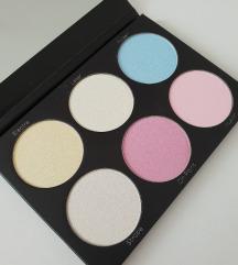 SNIZENO BH Cosmetics Blacklight paleta hajlajtera