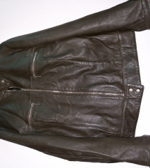H&M jakna od prirodne kože Snizeno