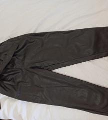 kožne pantalone