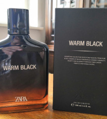 Zara Warm Black edt
