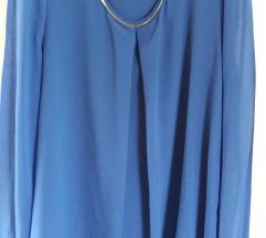 Kraljevsko plava kosuljica xl