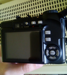 Ocuvan digitalni foto aparat