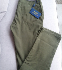 POLO maslinaste pantalone