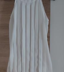 Zara plisirana bluza besprekorna SNIZENO 900
