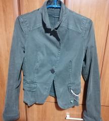 Italijanska strukirana sako jaknica