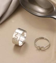 Prstenje za parove zmija