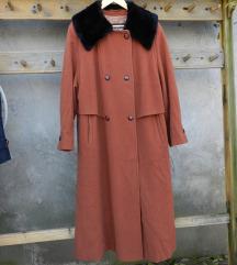 Vintage dugacak kaput