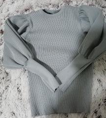 Bluza puf rukavi