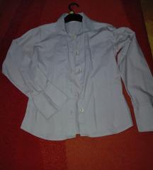 Siva strukirana košulja%200