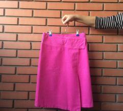 Pink Benetton suknja