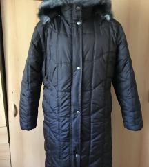 Topla duga jakna  za punije! XXL