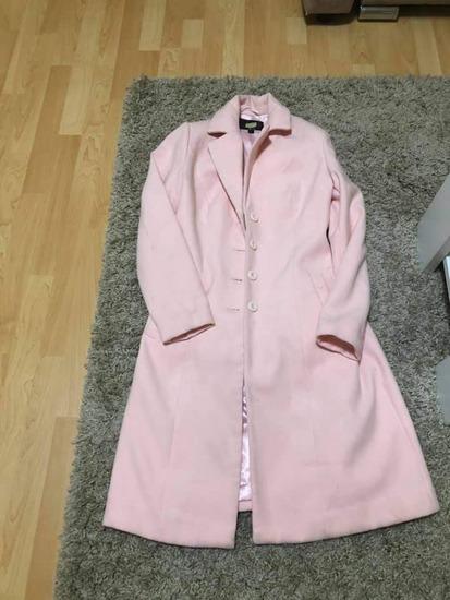 Roze kaput