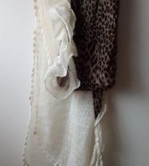 ešarpe 2, leopard print