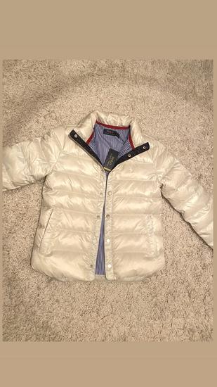 Ralph Polo Lauren bela jakna