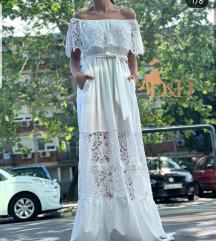 Bela haljina prelepa