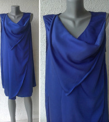 haljina vizantijsko plava broj 48 X-TWO