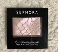 Sephora Face Shimmering  hajlajter